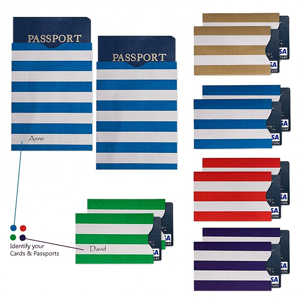 RFID Blocking sleeves set