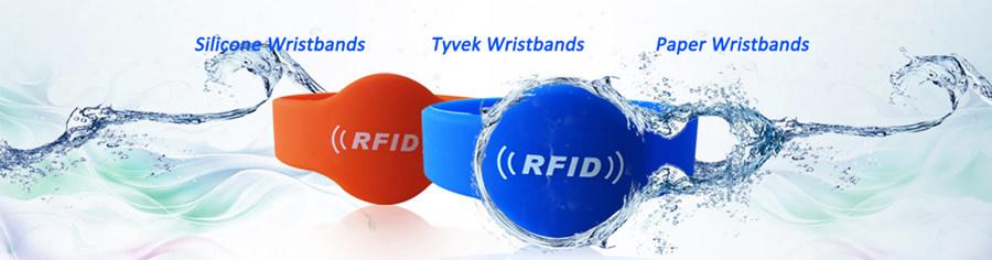 Smart RFID Wristbands