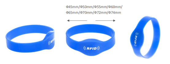 Dimenssion-of-TK4100-silicone-RFID-wristband