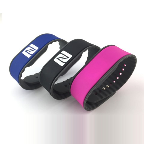 NFC Silicone Wristbands