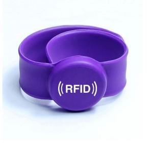 flexible silicone rfid wristbands