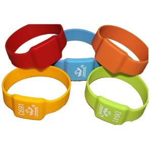 rfid waterproof bracelet