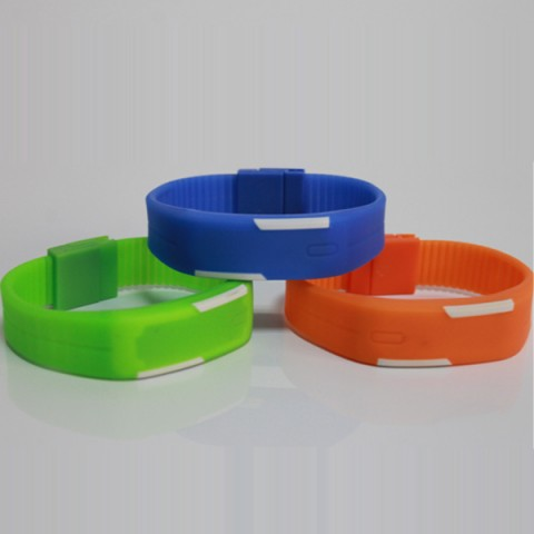 silicone gym rfid bracelet