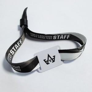 Custom Fabric Wristband