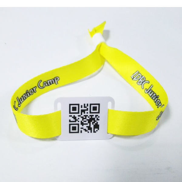 China Leading Rfid Wristband Suppliers Nfc Tags