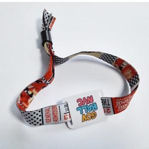 rf wristbands
