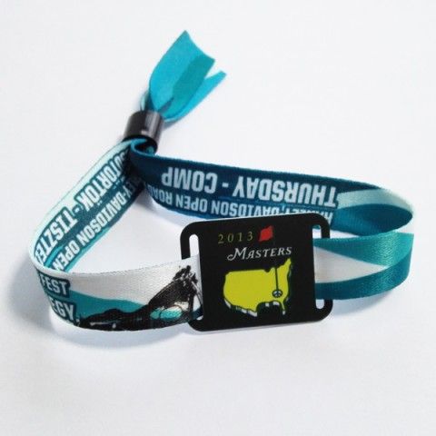 rfid polyester wristbands