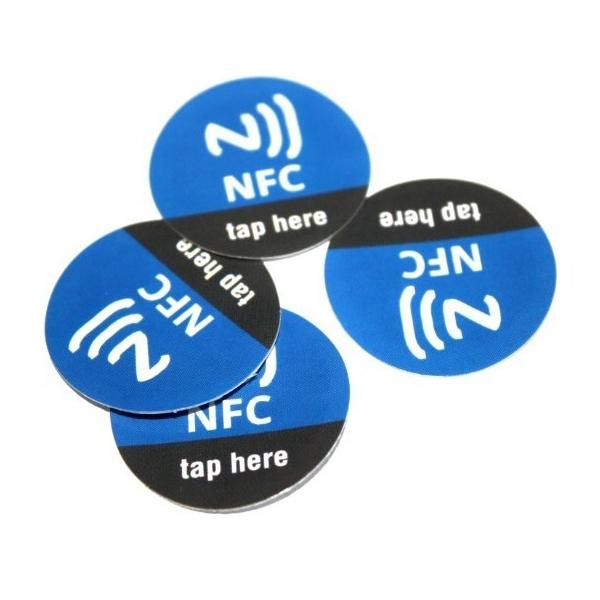 NTAG215 NFC tag