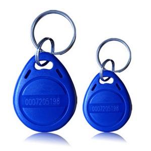Hotel key fob tags