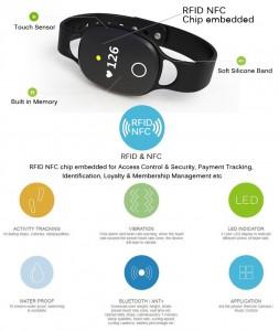 wristband pedometer