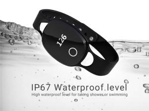 wristband activity tracker