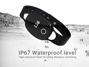 nfc pedometer smart watch