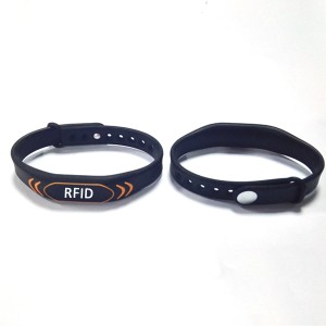 13.56MHz RFID Wristband