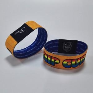 Elastic Woven RFID Bracelet