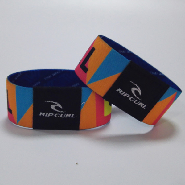 ultralight wristband product woven bracelet fabric mifare stretch c rfid wristbands