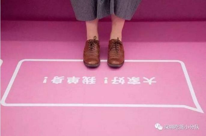 Shenzhen Pink Subway