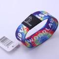 Stretch Woven RFID Wristband