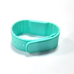 blank silicone bracelets