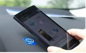 iPhone unlock NFC