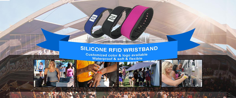 Silicone-RFID-Wristband