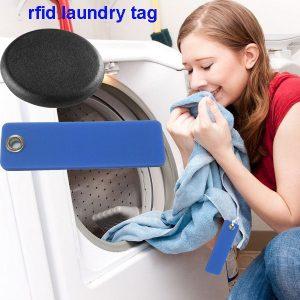 silicone rfid laundry tag