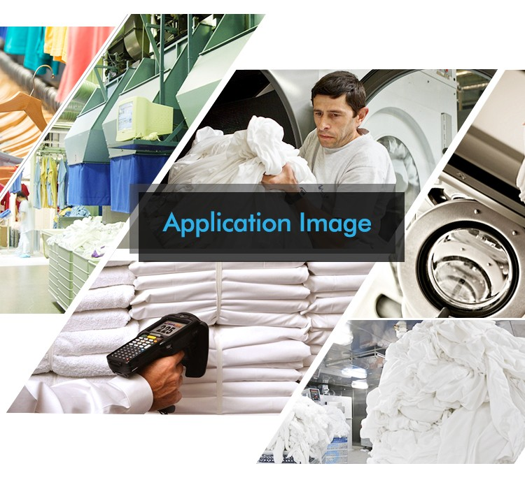 rfid laundry tags for laundries and clothing production management