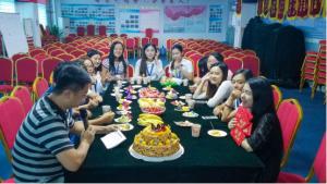 Birthday / Anniversary staffs