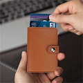 mens slim wallet