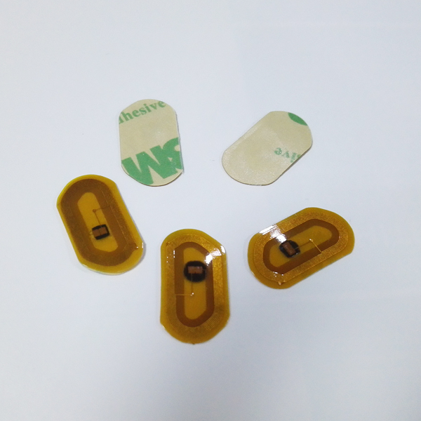 RFID mini nfc tag passive rfid label with 3M sticker