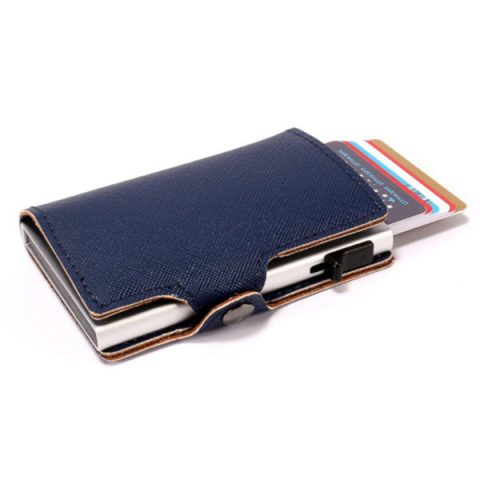 FID Card Holder Blocking Mini Money Wallet