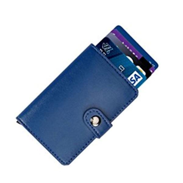 Stylish & Simple Leather RFID Wallet Blocking