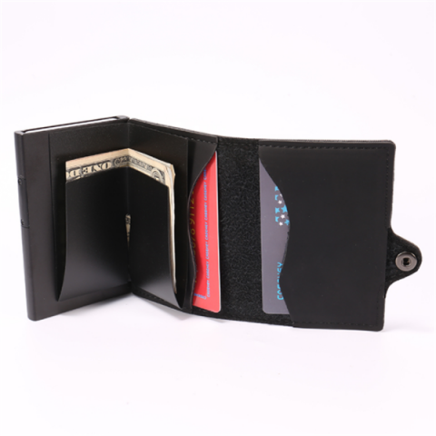 RFID blocking card holder