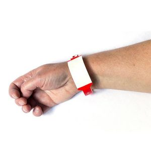 mother disposable RFID wristbands