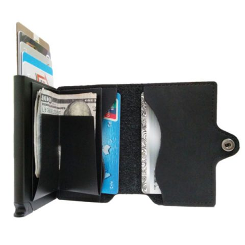 RFID minimalist slim card wallet CXJ-RBW011