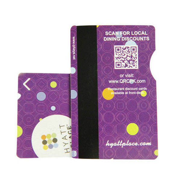 Discount Magnetic strip rfid card