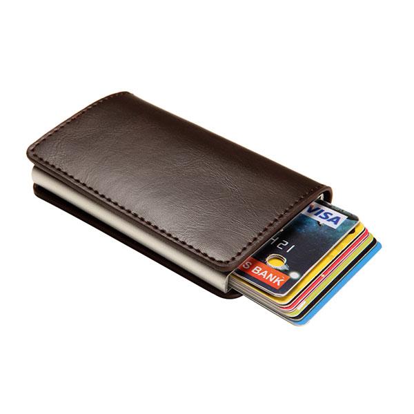 genuine leather card holder-2
