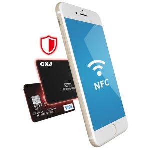 RFID blocking protect