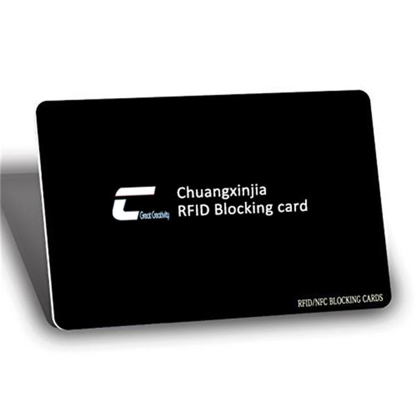 cxj blocking card