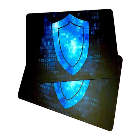 RFID Credit Card Protector Blocking Card Shield