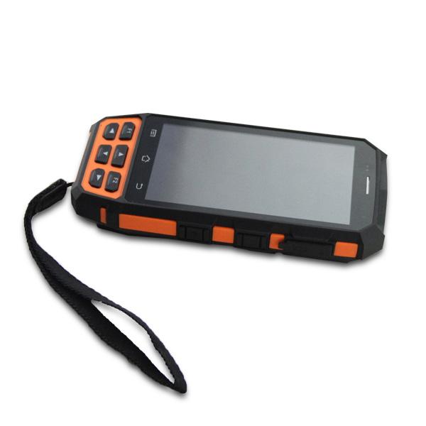 Bluetooth UHF RFID Reader Android Handheld Reader 1D/2D Scanner