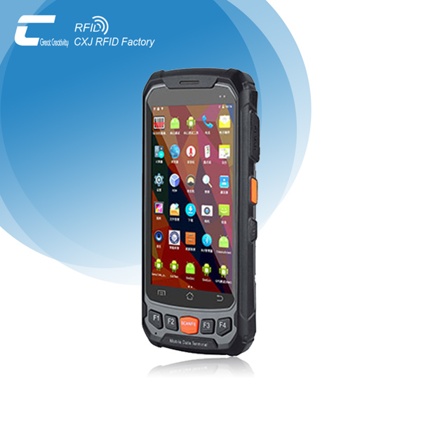 WIFI/GPS Handheld Android UHF RFID Reader for Assets Tracking