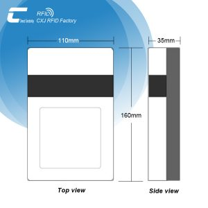 CXJ-RRW010 UHF RFID Desktop Reader