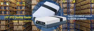 ISO 18000-6C RFID UHF Desktop Reader Writer with USB Interface
