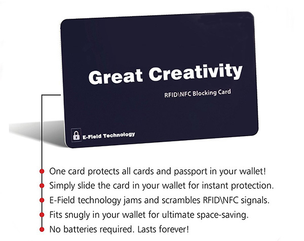 buy best rfid blocking card