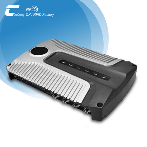 Fixed Four-Channel Reader UHF RFID Gate Reader