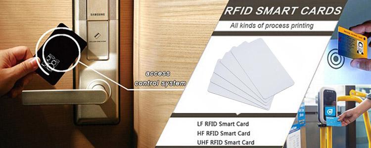rfid card uses