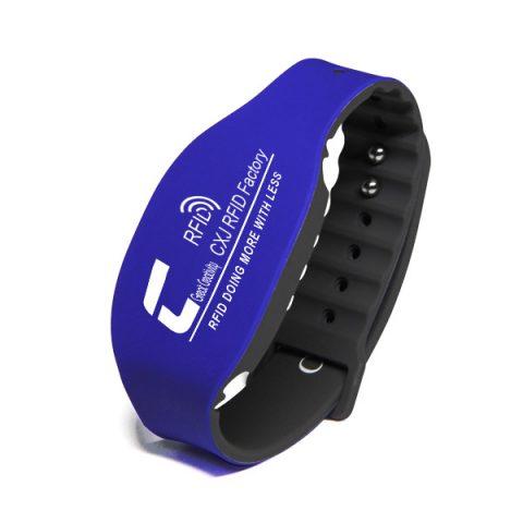 Alien H3 UHF RFID wristband