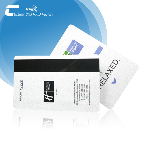 Customized Printed Contactless MIFARE RFID Card with