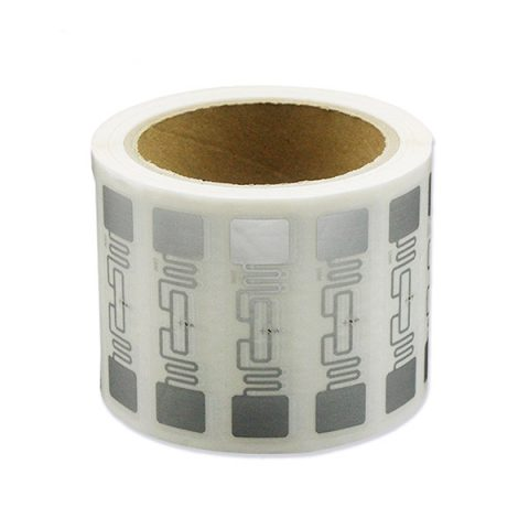 RFID Asset Management PVC UHF Label