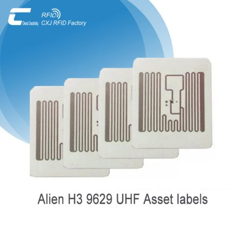 RFID Medicine Management small UHF Asset labels